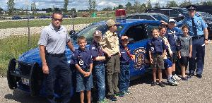 Cub Scout Pack 186 (Lake Orion, Michigan) Homepage
